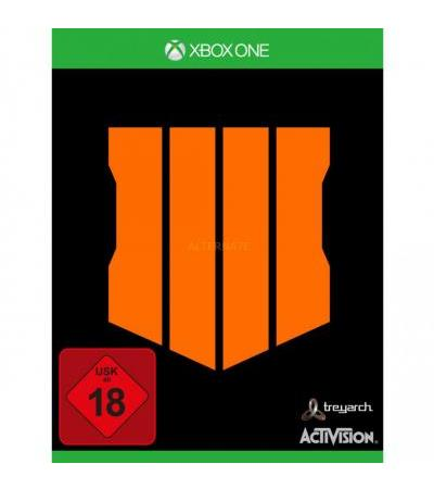 Activision Blizzard Call of Duty: Black Ops 4, Xbox One-Spiel
