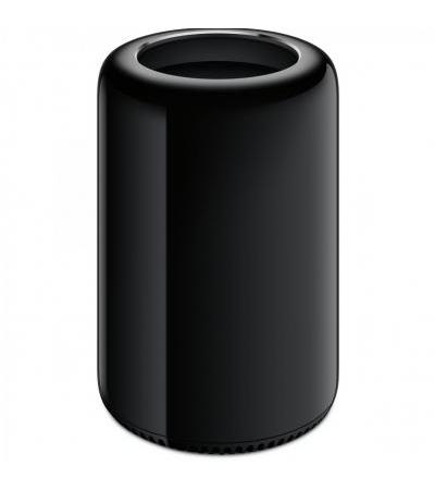 Apple MacPro 8-Core 3,0 GHz, MAC-System(schwarz, macOS High Sierra)