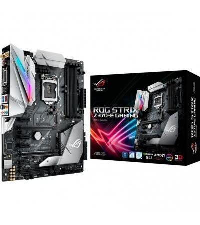 ASUS ROG STRIX Z370-E GAMING, Mainboard(G-LAN Sound M.2 SATA3 USB3)
