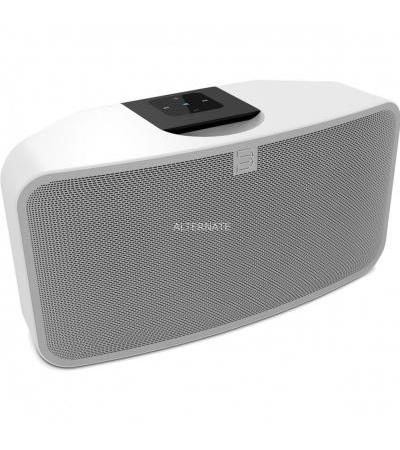 Bluesound Pulse Mini, Lautsprecher(weiß, WLAN, Bluetooth, IR-Sensor)
