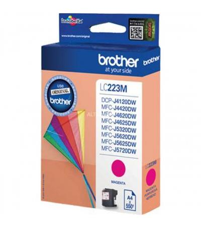 Brother Tinte magenta LC-223M