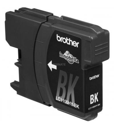 Brother Tinte schwarz LC1100HYBK(Retail)