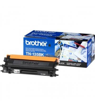 Brother Toner Schwarz TN-135BK(Retail)