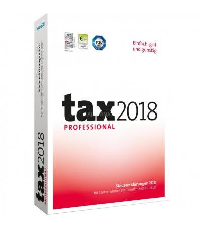 Buhl Data tax Professional 2018, Finanz-Software