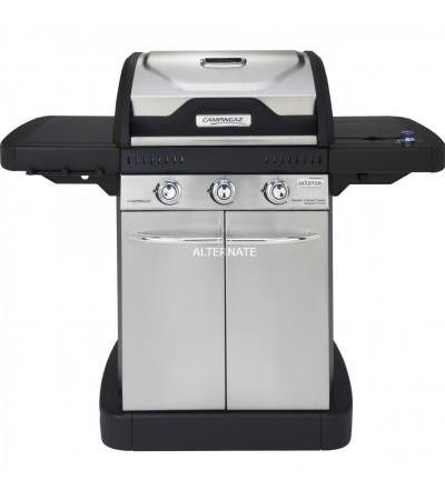 Campingaz Master 3 Series Classic, Grill(schwarz/silber)