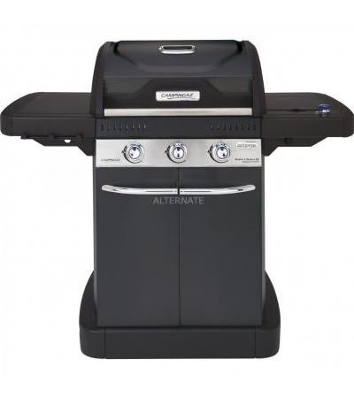 Campingaz Master 3 Series Classic LXS, Grill(schwarz)