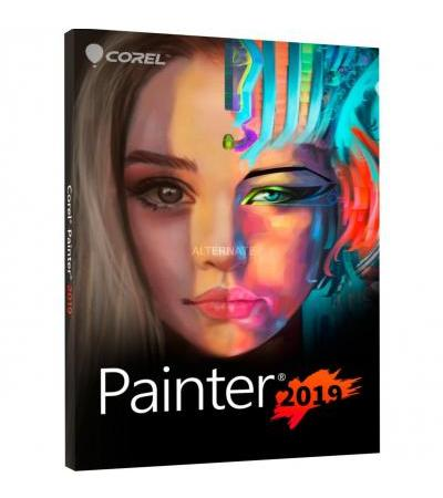Corel Painter 2019, Grafik-Software(Upgrade)