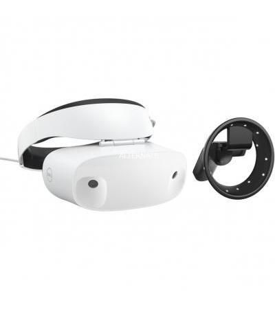 Dell Visor Mixed Reality Headset, VR-Brille(weiß, inkl. zwei Controller)