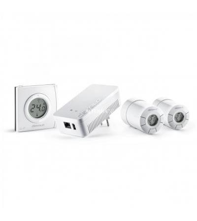 devolo HomeControl Smart Heizen Paket, Set(Z-Wave, Smart Home)
