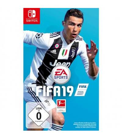 Electronic Arts FIFA 19, Nintendo Switch-Spiel
