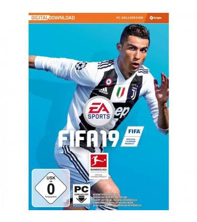 Electronic Arts FIFA 19 , PC-Spiel( Code in a Box)