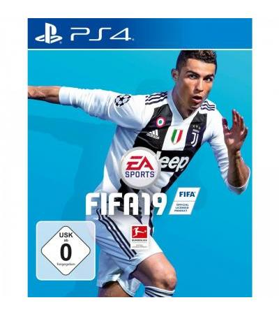 Electronic Arts FIFA 19, PlayStation 4-Spiel