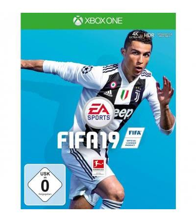 Electronic Arts FIFA 19, Xbox One-Spiel