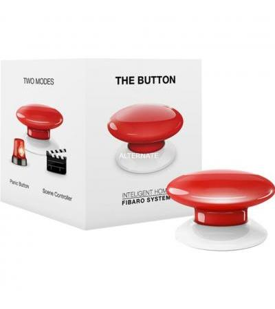 Fibaro The Button, Schalter(rot)