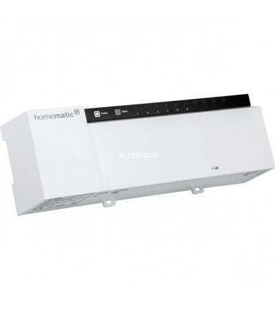 Homematic IP Fußbodenheizaktor (24V), Bedienteil(6fach)