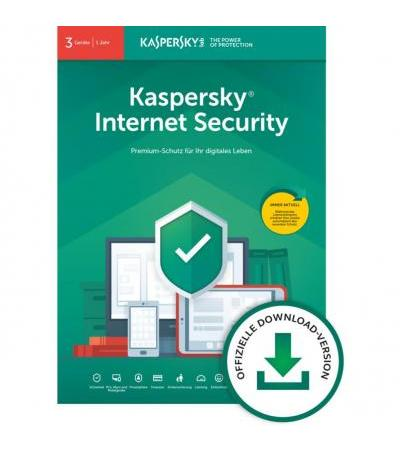 Kaspersky Internet Security, Sicherheit-Software