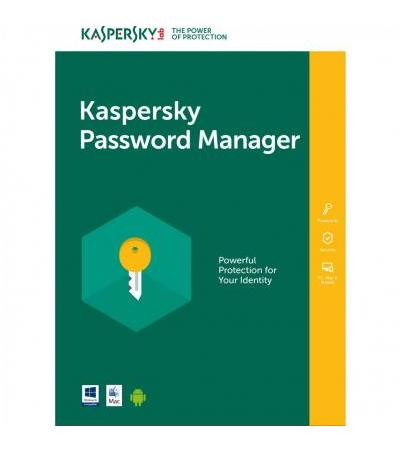 Kaspersky Password Manager, Sicherheit-Software