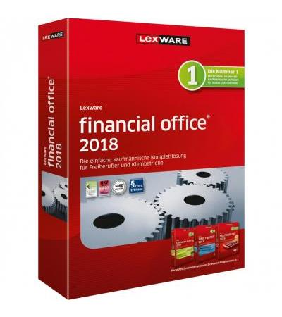 Lexware Financial Office 2018, Finanz-Software