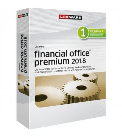 Lexware Financial Office Premium 2018, Finanz-Software