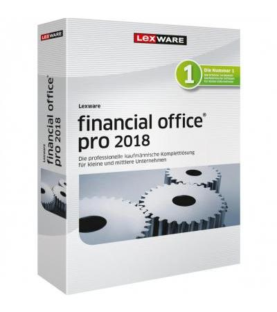 Lexware Financial Office Pro 2018, Finanz-Software