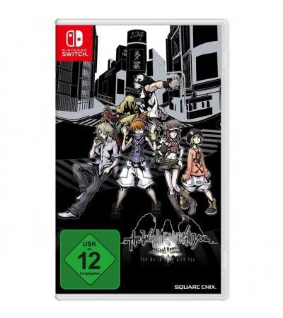 Nintendo The World Ends With You -Final Remix-, Nintendo Switch-Spiel
