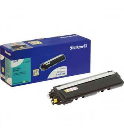 Pelikan Toner gelb 4211873(kompatibel zu Brother TN-230y)
