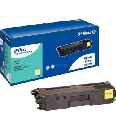Pelikan Toner gelb 4236951(kompatibel zu Brother TN-329Y)