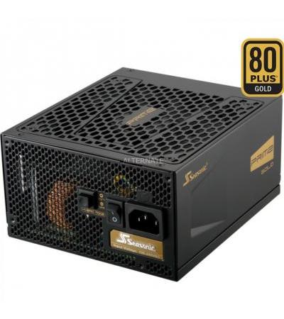Seasonic PRIME Ultra Gold 650 W, PC-Netzteil(schwarz, 4x PCIe, Kabel-Management, Outlet)