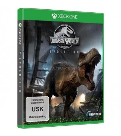 Sold Out Sales Jurassic World Evolution, Xbox One-Spiel