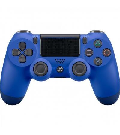Sony DUALSHOCK 4 Wireless Controller v2, Gamepad(blau, für PS4)