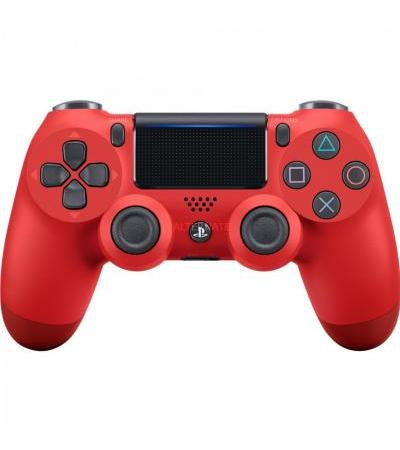 Sony DUALSHOCK 4 Wireless Controller v2, Gamepad(rot, für PS4)
