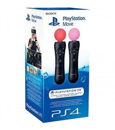 Sony PlayStation 4 - Move Controller, Bewegungssteuerung(Twin Pack)