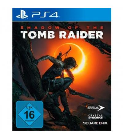 Square Enix Shadow of the Tomb Raider , PlayStation 4-Spiel