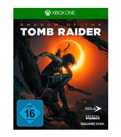 Square Enix Shadow of the Tomb Raider , Xbox One-Spiel