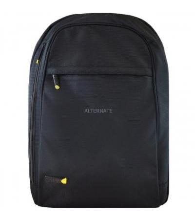 "Techair Laptop Backpack, Rucksack(schwarz, bis 43,9 cm (17,3""))"