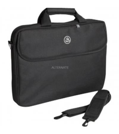 "Techair Laptop Shoulder Bag, Tasche(schwarz, bis 39,6 cm (15.6""))"