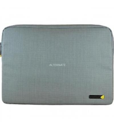 "Techair Laptop Sleeve, Tasche(grau, bis 39,6 cm (15,6""))"