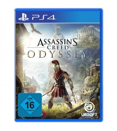 UbiSoft Assassin's Creed Odyssey , PlayStation 4-Spiel
