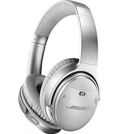 Bose QuietComfort 35 II (Over-Ear, Silver)
