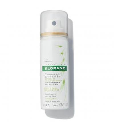 KLORANE Oat Milk Dry Shampoo Spray 50 ml