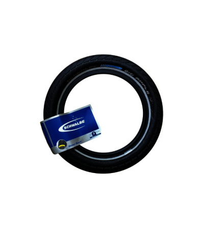Tire Replacement Kit Schwalbe – 3 pieces also includes 3 inner tubes