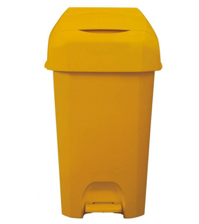 Nappease™ Windeleimer Gelb robustem Design - Nappy bin